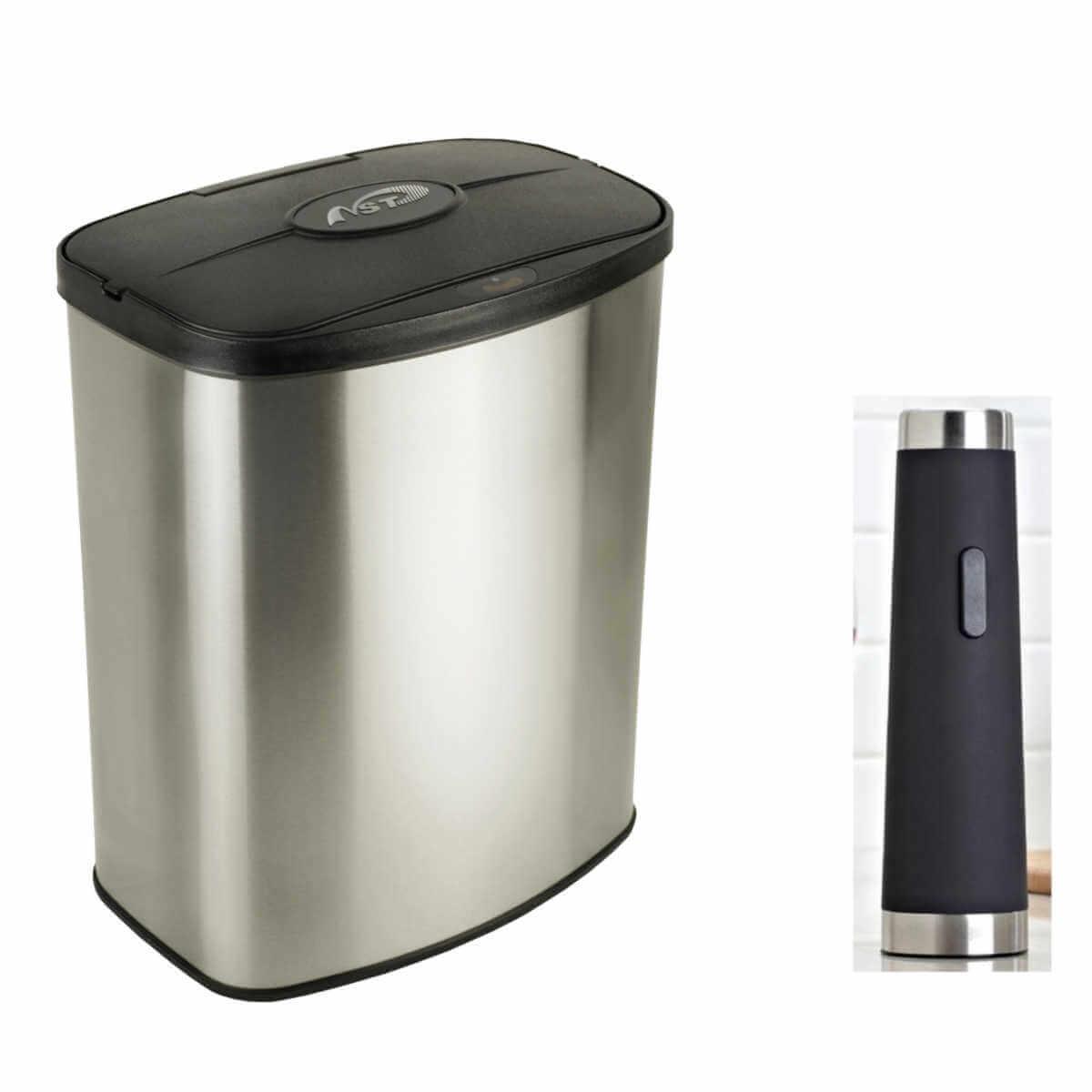 Zestaw DZT-8-1 & Elektryczny otwieracz do wina