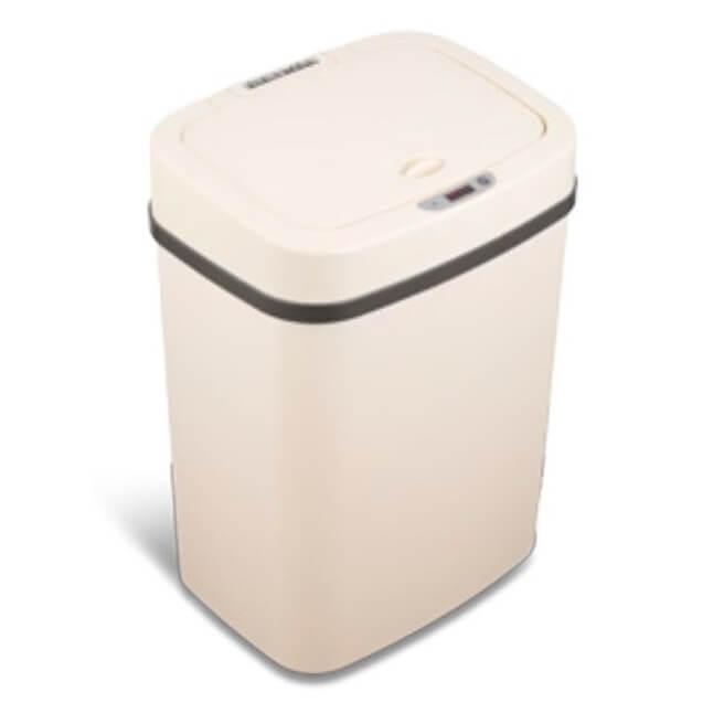 Kosz na śmieci DZT-12-5WH 12l bezdotykowy automatyczny prostokat