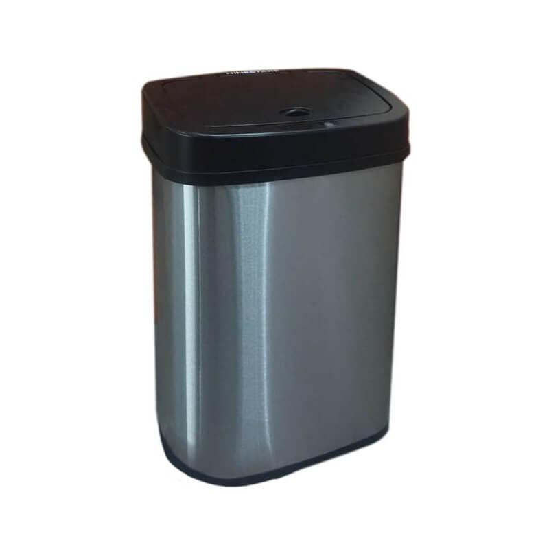 Kosz na śmieci DZT-15-5 15l bezdotykowy automatyczny prostokat