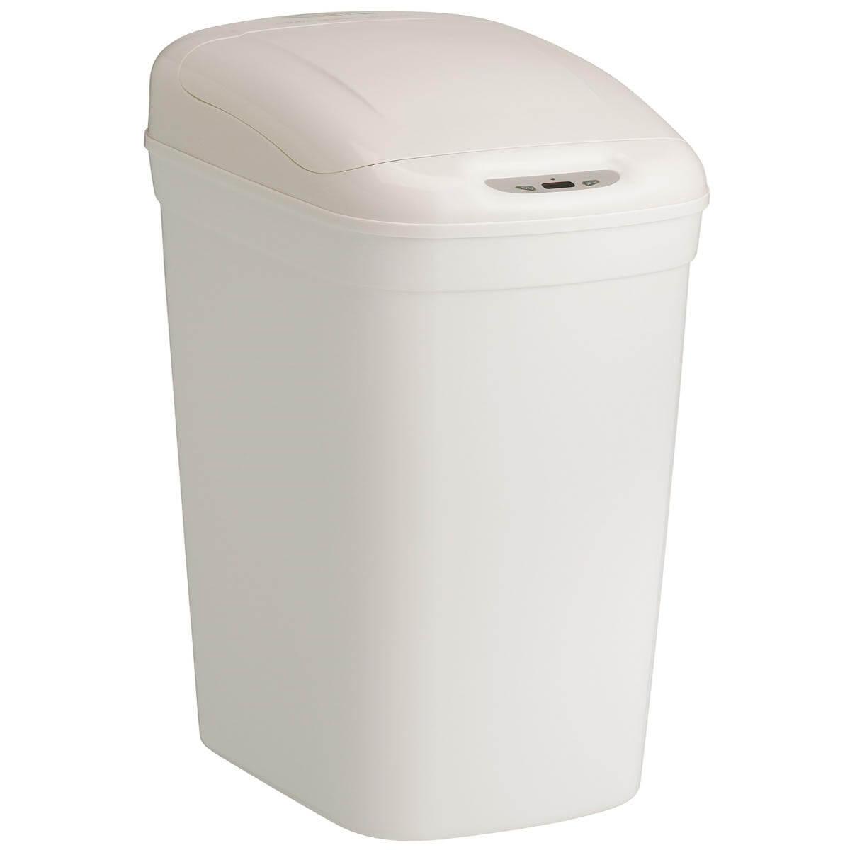 Kosz na śmieci DZT-20-1W 20l bezdotykowy automatyczny prostokąt