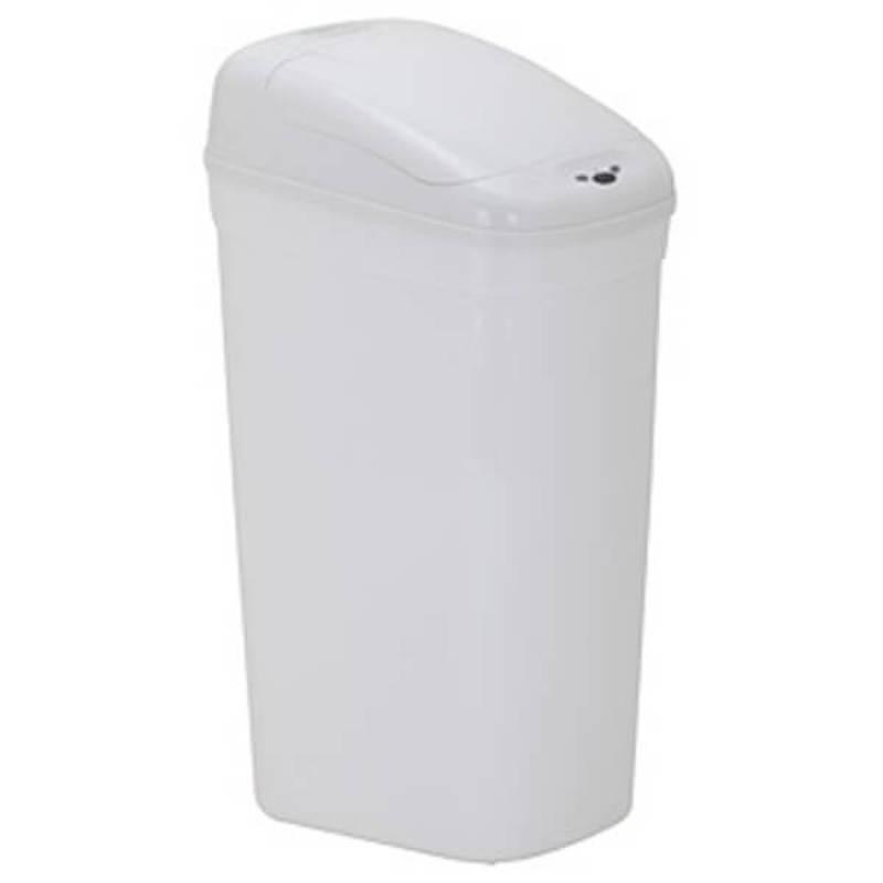Kosz na śmieci DZT-27-1W 27l bezdotykowy automatyczny prostokąt
