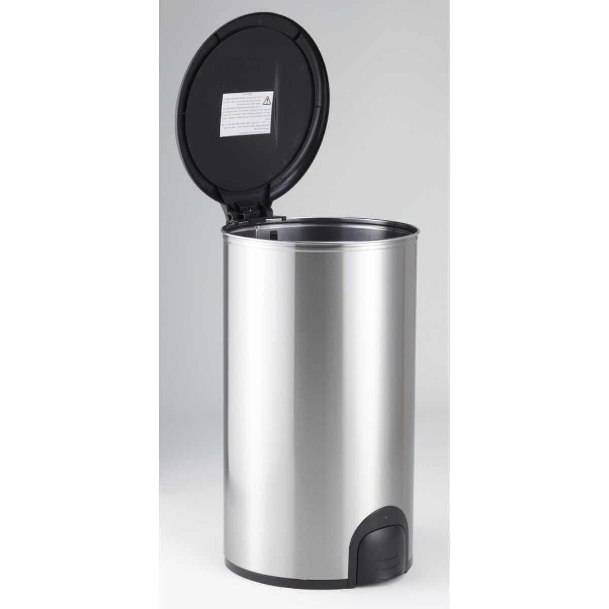 Kosz na śmieci TTT-45-18 45l bezdotykowy automatyczny okrągły